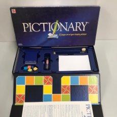 Juegos de mesa: PICTIONARI. Lote 199065037
