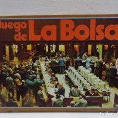 Juegos de mesa: JUEGO LA BOLSA EDUCA 1979-PRECINTADO DE ALMACÉN. Lote 199169717