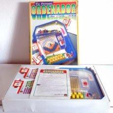 Juegos de mesa: TU PRIMER ORDENADOR DE COLORES MARCA DINOVA. Lote 199185966