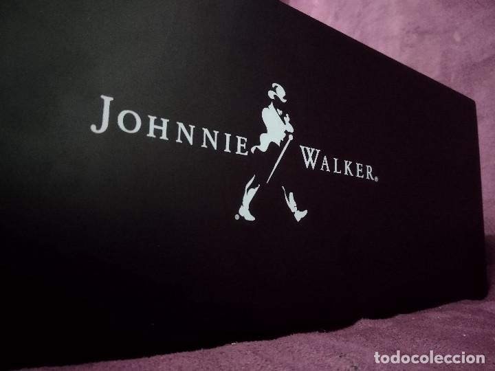 JOHNNIE WALKER, AJEDREZ Y OTROS, MULTIJUEGOS, DE MADERA, COMPLETO (Juguetes - Juegos - Juegos de Mesa)