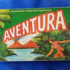 Juegos de mesa: AVENTURA ,.JUEGO DE MESA , SIN USAR, AÑOS.1970-80. Lote 199375870