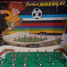 Juegos de mesa: FÚTBOL MUNDIAL RIMA. Lote 199643266