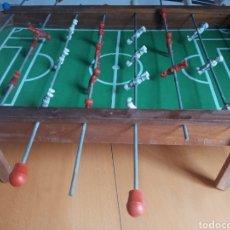 Juegos de mesa: FUTBOLÍN MADERA. Lote 199650165