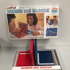 Juegos de mesa: HUNDIR LOS BARCOS. Lote 199881331