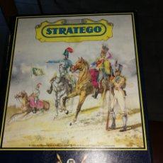 Juegos de mesa: STRATEGO JUEGO DE MESA. Lote 199934438