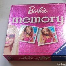 Juegos de mesa: JUEGO BARBIE MEMORY - CAR183. Lote 200397310