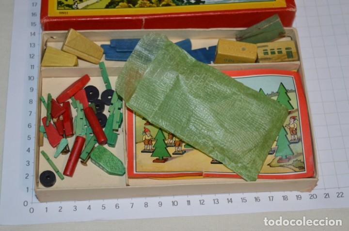 Juegos de mesa: 3 Antiguos juegos de mesa variados - Muy antiguos años 50 / 60 ¡Mira fotos y detalles! - Foto 2 - 200855120