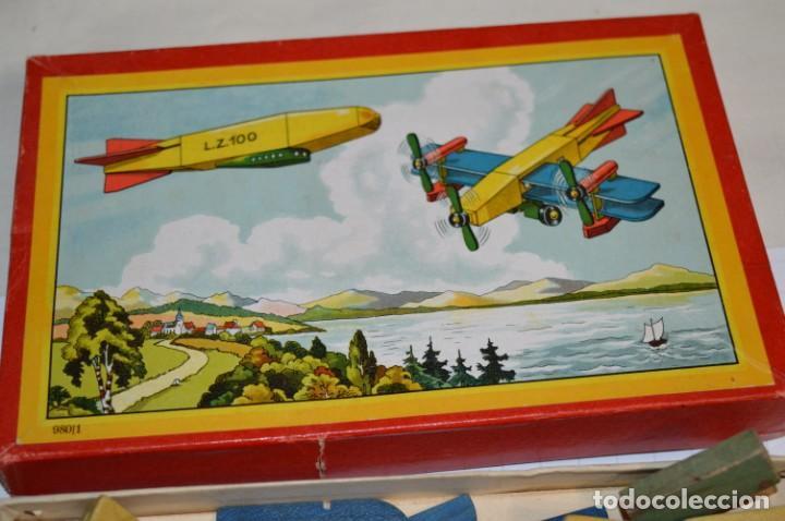 Juegos de mesa: 3 Antiguos juegos de mesa variados - Muy antiguos años 50 / 60 ¡Mira fotos y detalles! - Foto 4 - 200855120