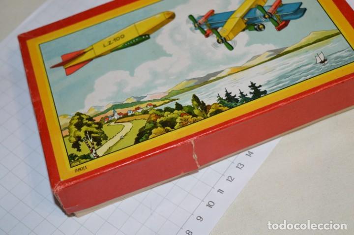 Juegos de mesa: 3 Antiguos juegos de mesa variados - Muy antiguos años 50 / 60 ¡Mira fotos y detalles! - Foto 6 - 200855120
