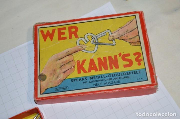 Juegos de mesa: 3 Antiguos juegos de mesa variados - Muy antiguos años 50 / 60 ¡Mira fotos y detalles! - Foto 10 - 200855120