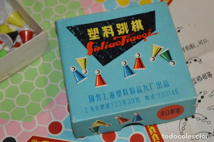 Juegos de mesa: 3 Antiguos juegos de mesa variados - Muy antiguos años 50 / 60 ¡Mira fotos y detalles! - Foto 14 - 200855120