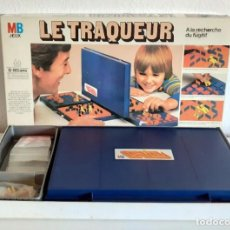 Juegos de mesa: JUEGO MESA LE TRAQUEUR JUEGOS MB. Lote 201602262