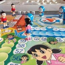 Juegos de mesa: PARCHIS 3D DORAEMON,CON 16 FIGURAS.COMICWARE. Lote 201704728