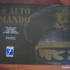 Juegos de mesa: JUEGO DE MESA DE ESTRATEGIA ALTO MANDO (JUEGOS FOURNIER). Lote 201806668