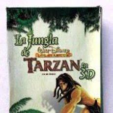 Juegos de mesa: LA JUNGLA DE TARZAN EN 3D / WALT DISNEY LOS CLÁSICOS / EL PAÍS /. Lote 201851367
