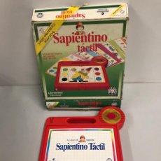 Juegos de mesa: SAPIENTINO TÁCTIL. Lote 202261248