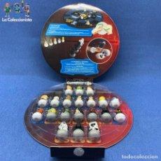 Juegos de mesa: JUEGO STAR WARS ROLLINZ, COMPLETO, CARREFOUR. Lote 202567092