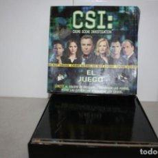 Juegos de mesa: ANTIGUO JUEGO CSI. Lote 202637855