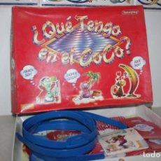 Juegos de mesa: QUÉ TENGO EN EL COCO. FAMOPLAY.. Lote 202638316