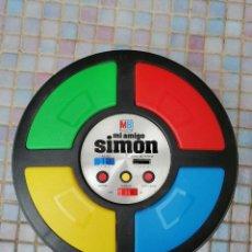 Juegos de mesa: JUEGO DE MB ELECTRONICS MI AMIGO SIMÓN. Lote 202872810