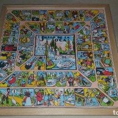 Jeux de table: JUEGO DE LA OCA Y PARCHIS. Lote 203028298