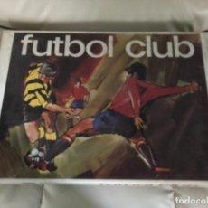Juegos de mesa: JUEGO DE MESA FUTBOLIN FUTBOL CLUB PERMA REEXA COMPLETO Y EN BUEN ESTADO. Lote 203165406