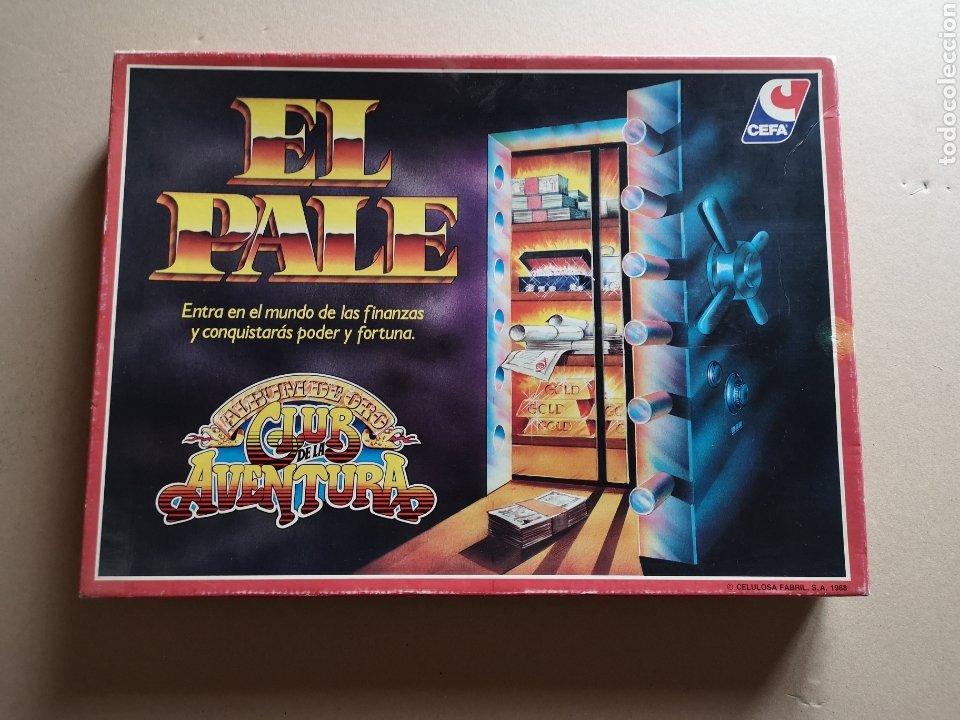 JUEGO EL PALE DE CEFA (Juguetes - Juegos - Juegos de Mesa)
