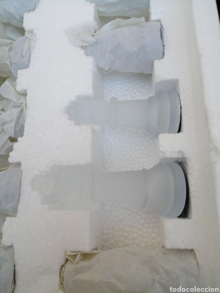 Juegos de mesa: Ajedrez de cristal - Foto 3 - 203231837