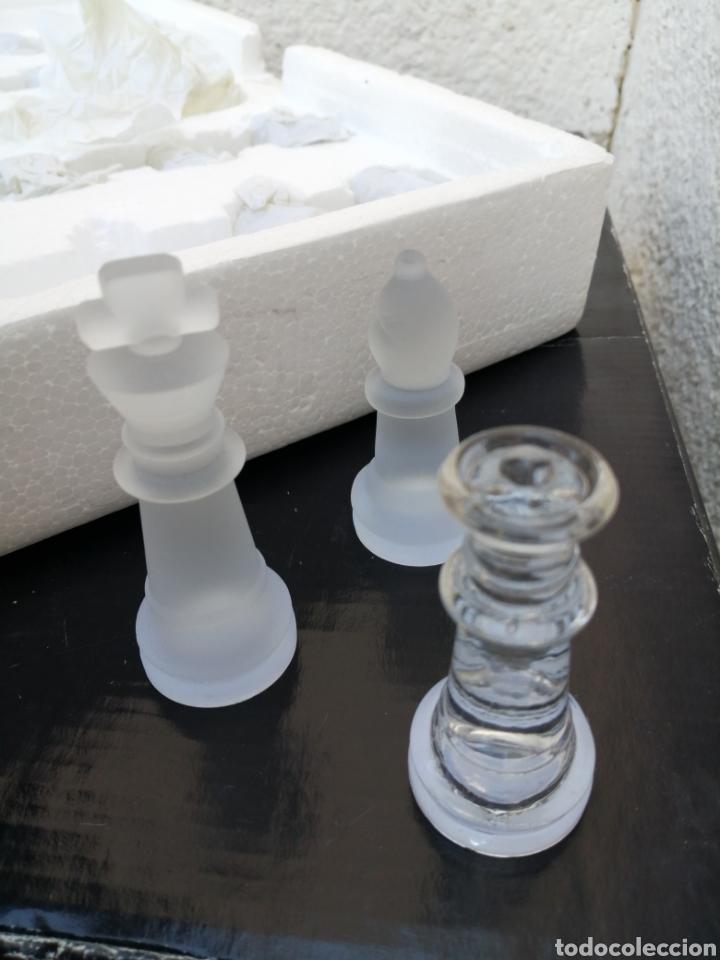 Juegos de mesa: Ajedrez de cristal - Foto 4 - 203231837