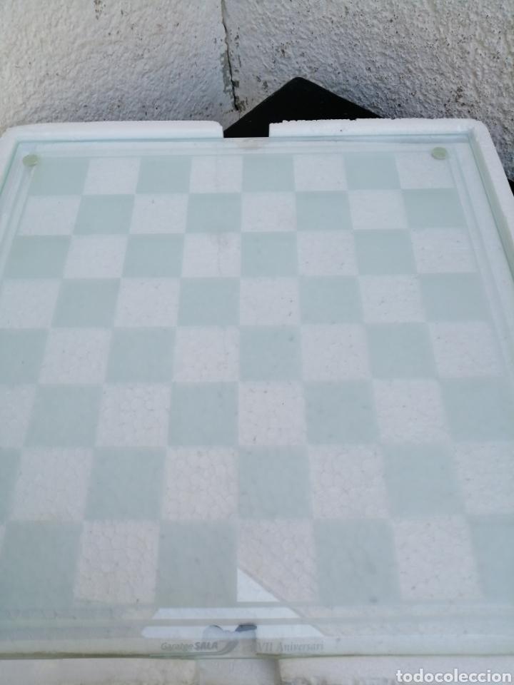 Juegos de mesa: Ajedrez de cristal - Foto 5 - 203231837