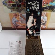 Juegos de mesa: JUEGO AÑOS 70 SUPER MASTER MIND. Lote 203776880