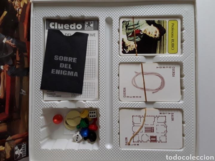 Juegos de mesa: Juego de mesa CLUEDO DE BORRAS - Foto 2 - 203778745