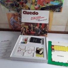 Juegos de mesa: JUEGO DE MESA CLUEDO DE BORRAS. Lote 203778745
