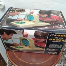 Juegos de mesa: RARO ANTIGUO EL JUEGO DE LOS BARCOS HUNDIR LA FLOTA ELECTRONICO WONIL AÑOS 80 NUEVO SIN USO SPAIN. Lote 203792875