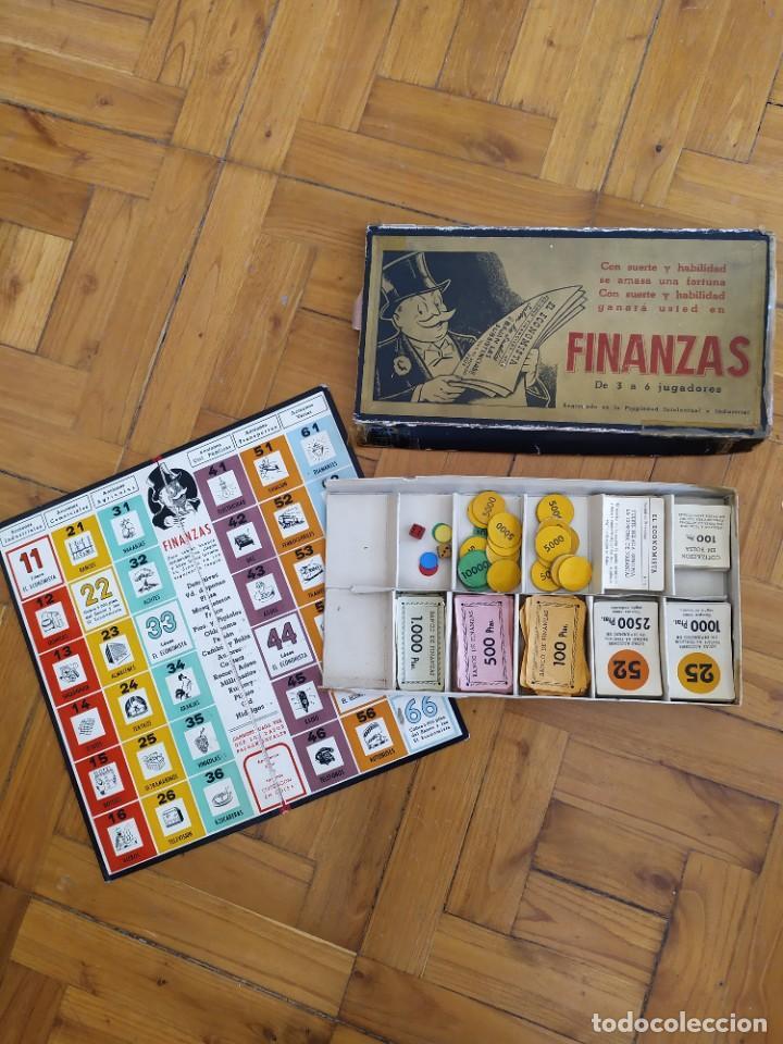 Juegos de mesa: FINANZAS - JUEGOS CRONE - Foto 2 - 203921792
