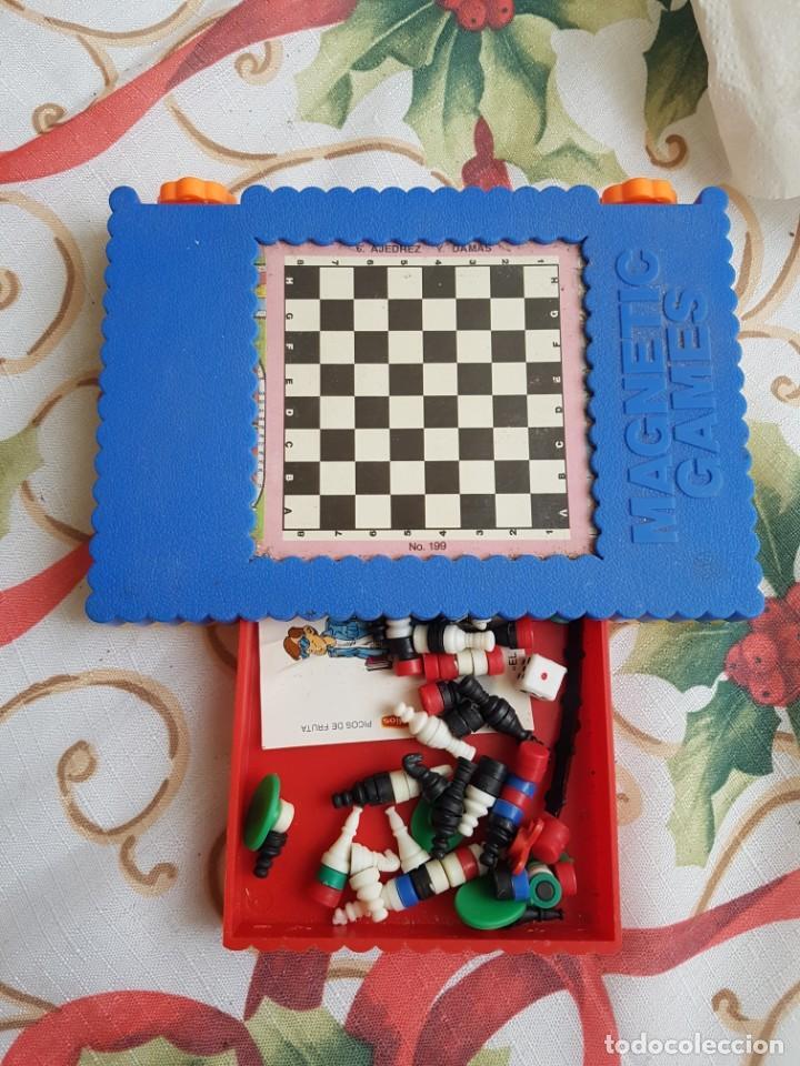 Juegos de mesa: Juego de mesa rotativo magnético - Foto 2 - 203926442