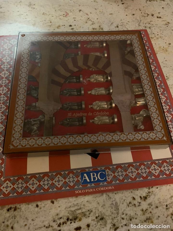 Juegos de mesa: Juego de ajedrez del ABC, dedicado a Cordoba y sus monumentos - Foto 2 - 204211876