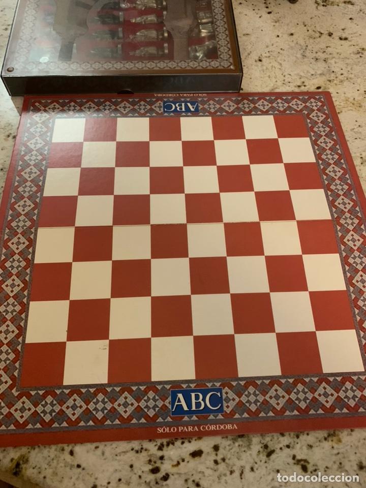 Juegos de mesa: Juego de ajedrez del ABC, dedicado a Cordoba y sus monumentos - Foto 3 - 204211876