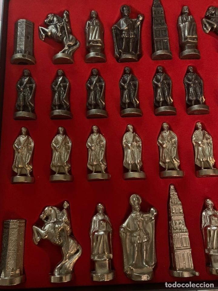 Juegos de mesa: Juego de ajedrez del ABC, dedicado a Cordoba y sus monumentos - Foto 4 - 204211876