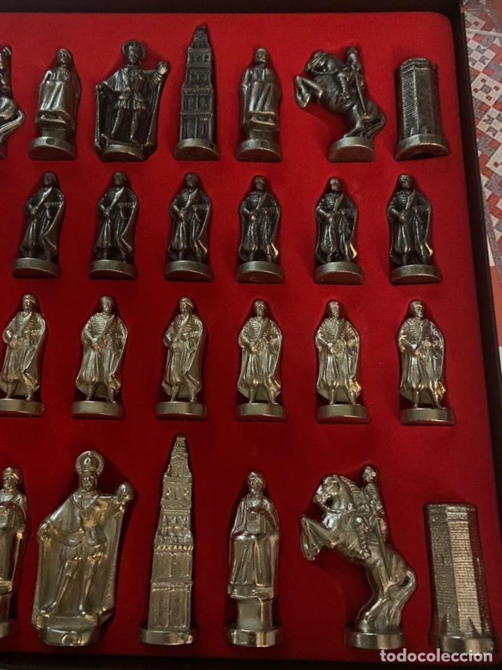 Juegos de mesa: Juego de ajedrez del ABC, dedicado a Cordoba y sus monumentos - Foto 5 - 204211876