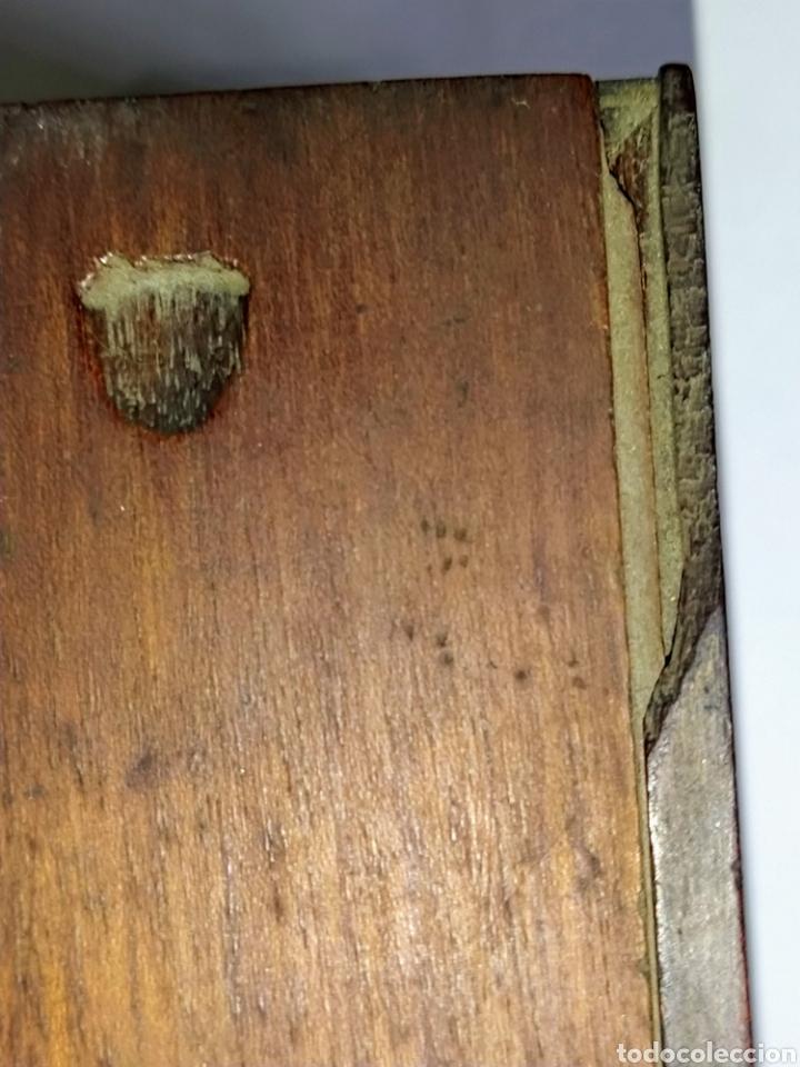 Juegos de mesa: Dominó siglo XIX hueso y madera de ébano. Completo. - Foto 4 - 204473486