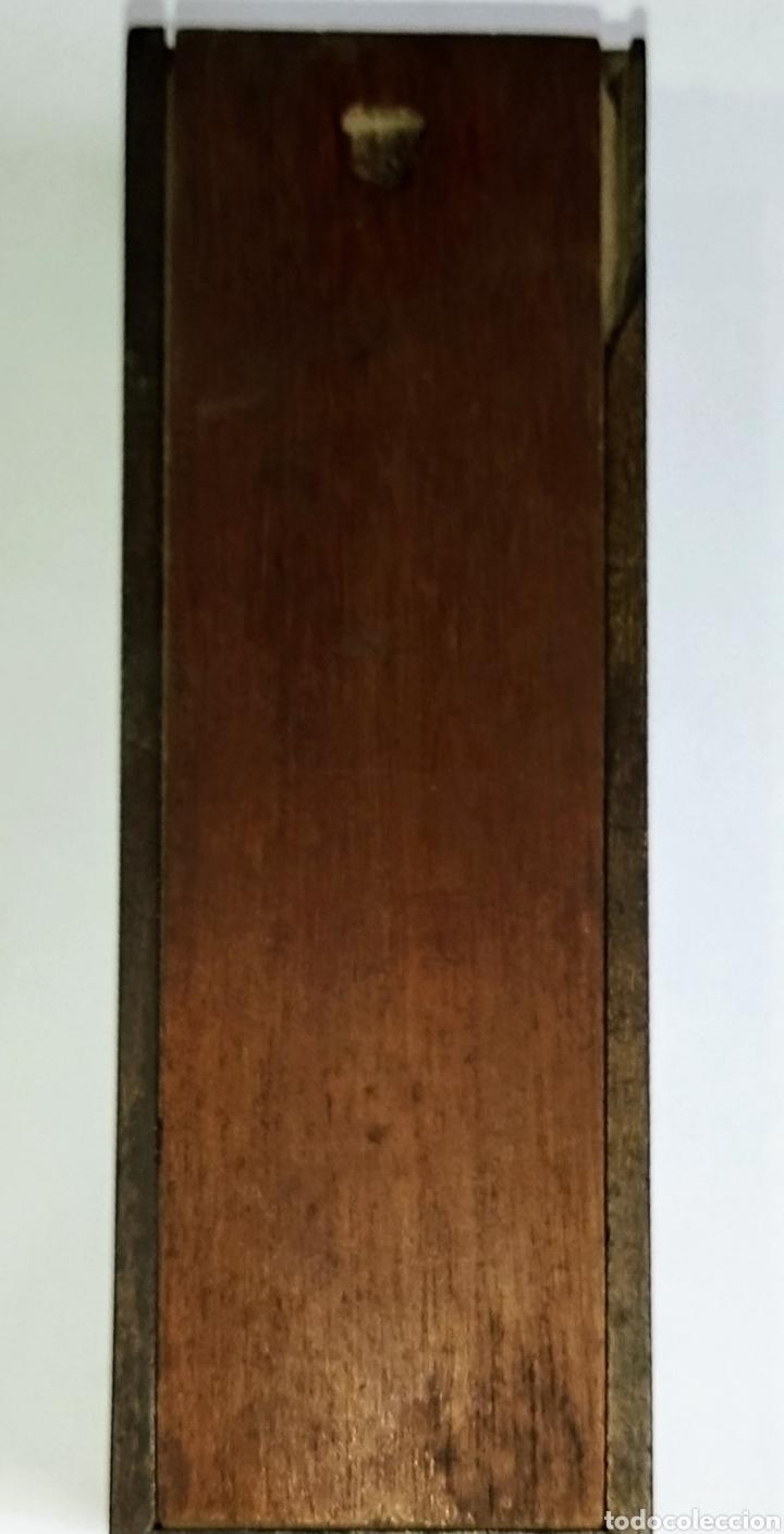 Juegos de mesa: Dominó siglo XIX hueso y madera de ébano. Completo. - Foto 5 - 204473486