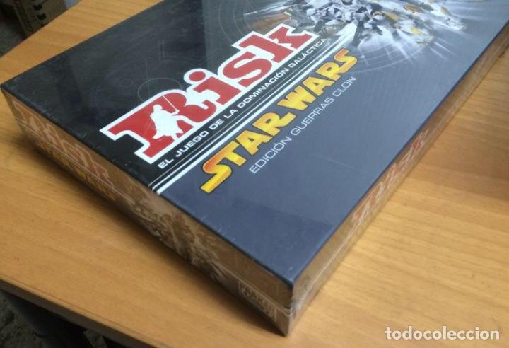 Juegos de mesa: Juego de mesa - RISK Star Wars - Parker - precintado sin abrir falomir mb nac hotel vintage especial - Foto 4 - 204628566