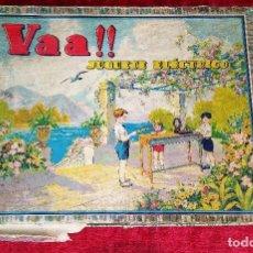 Juegos de mesa: JUGUETE ELÉCTRICO ¡VAA!!. AÑOS 20-30. ESPAÑA.. Lote 204629556