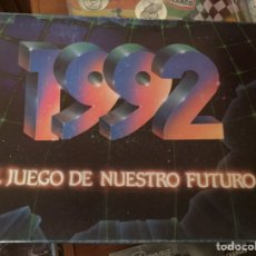 Juegos de mesa: EL JUEGO DE NUESTRO FUTURO 1992. Lote 205027782