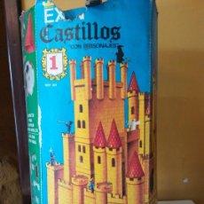 Juegos de mesa: LINDO JUEGO ARMABLE. EXIN CASTILLOS CON PERSONAJES.. Lote 205121573