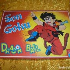 Juegos de mesa: MAGNIFICO JUEGO DE MESA DE SON GOKU DRAGON BALL DE FALOMIR JUEGOS DEL 1983. Lote 205349836