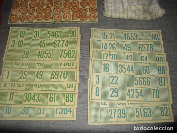 Juegos de mesa: antiguo juego loteria - Foto 5 - 205573558