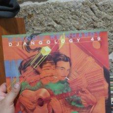 Juegos de mesa: LP DJANGO REUNHARDT DJANGOLOGY 49 VG++/EX. Lote 205596447
