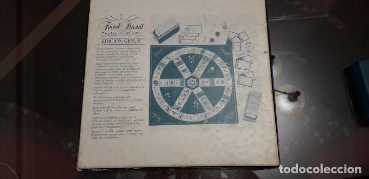 Juegos de mesa: 05-00075 - juego de mesa trivial pursuit - Foto 2 - 205597801